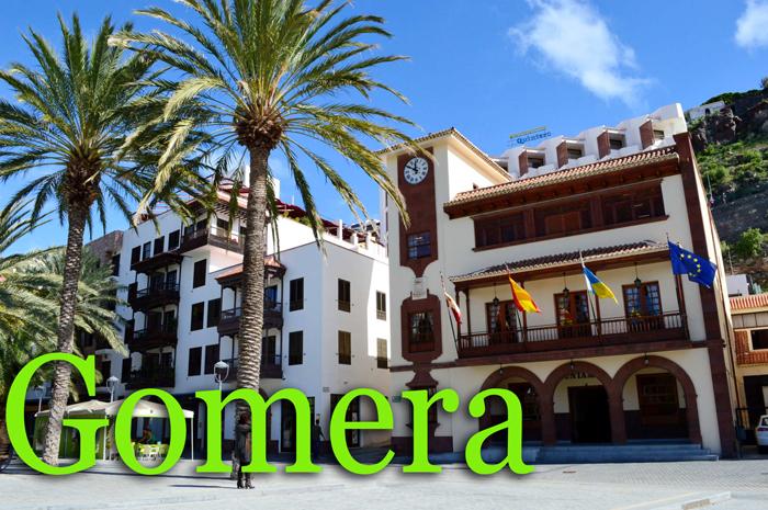 Ayuntamiento de San Sebastián de la Gomera gomera