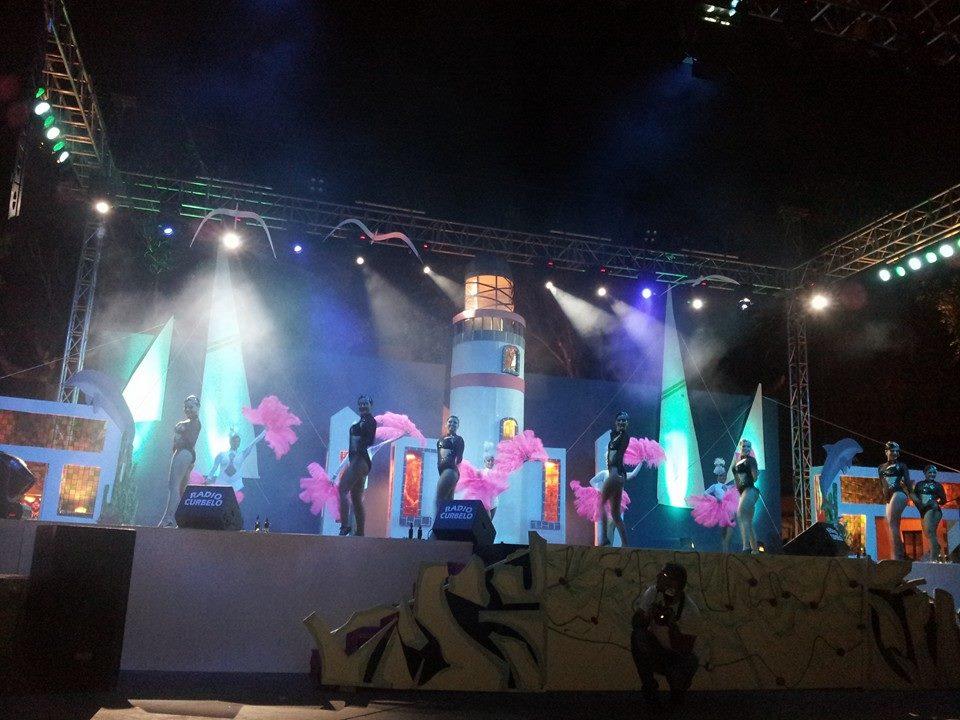 Fiestas en Alcala