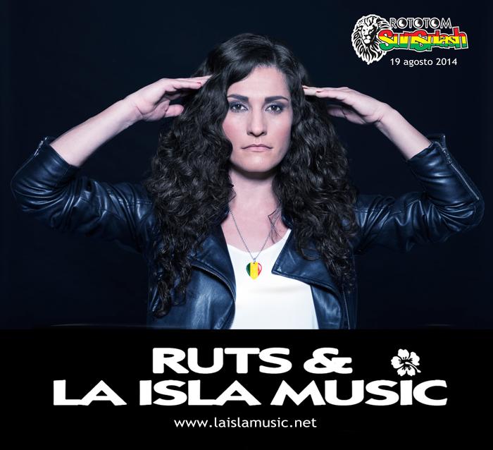 Ruts & La Isla Music estará en el Rototom Sunsplash European Reggae Festival.