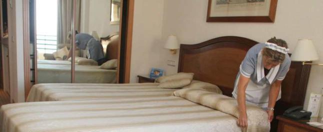 La CGT contradice a ASHOTEL y confirma que los hoteles explotan a sus trabajadores