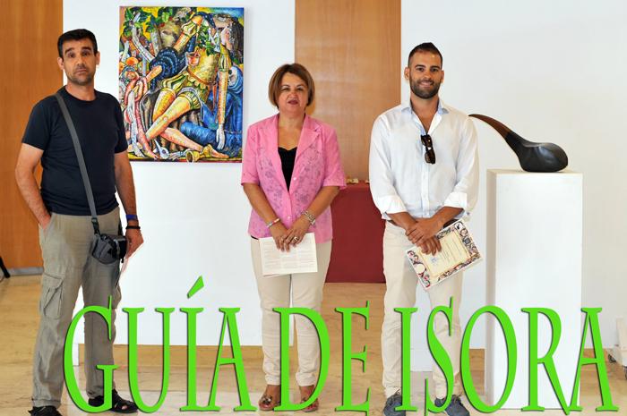 Hugo Perera Pitti y Franc Cordeiro ganan el XVI Premio Nacional de Arte Isora