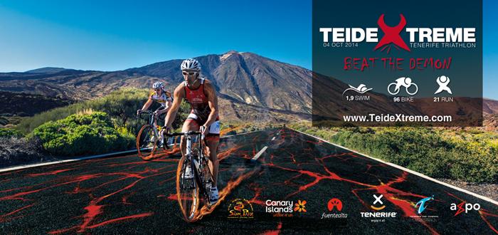 Últimos días para inscribirse en el Teide Xtreme