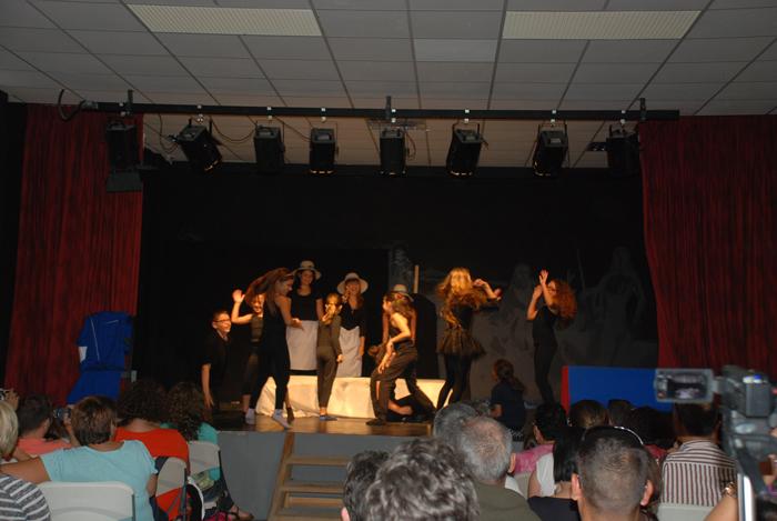 Las Escuelas de Teatro de Tenerife abren el período de matrícula en Santiago del Teide