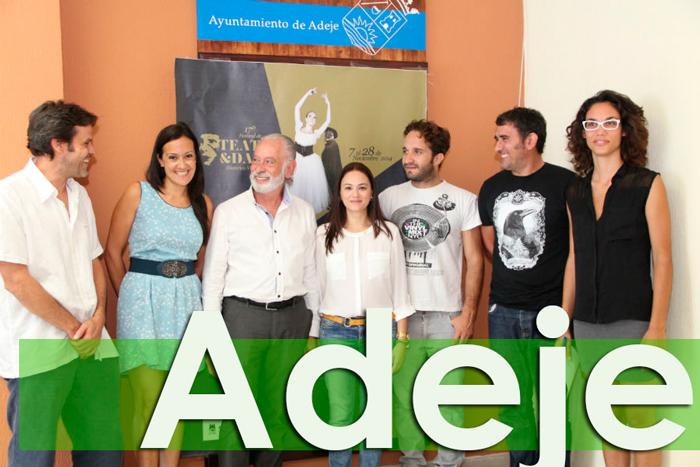 El Festival de Teatro y Danza de Adeje se celebrará todos los viernes de noviembre