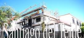 Comienzan los trabajos de rehabilitación de la cubierta y reparación de la fachada del Ayuntamiento