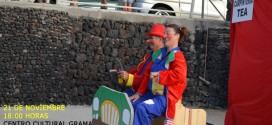 Fin de semana de teatro y música en Santiago del Teide