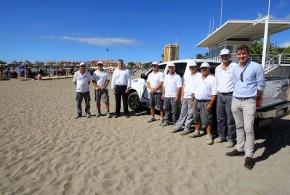 La gestión del litoral de Arona, avalada por las certificaciones de calidad de las normas ISO 9001 y 14001