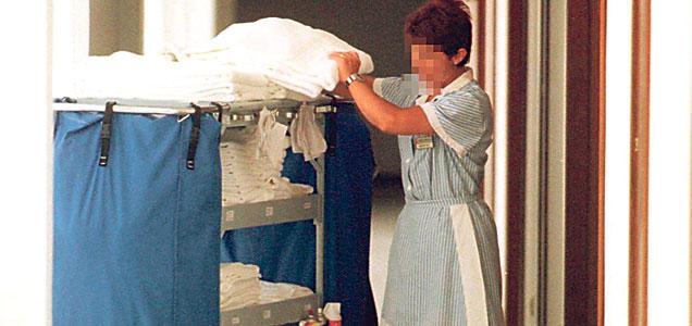 La asociaci n sindicalistas de base dicen que cc oo for Trabajo de camarera de pisos