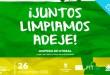 Las personas interesadas en participar en esta iniciativa podrán apuntarse, de forma voluntaria y sin coste económico en la página web www.adeje-limpiemoseuropa.es