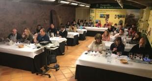 Gabriel Santos, durante su intervención destaco la satisfacción por comenzar una formación especializada única en Canarias que se ha ido fortaleciéndose durante los últimos tres años.