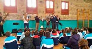 Con este proyecto se busca sensibilizar a los más jóvenes con la música sinfónica en directo