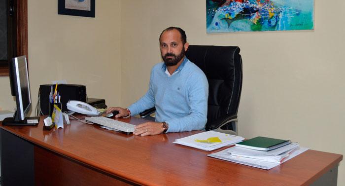Resultado de imagen de Ibrahim Forte. Primer Teniente de Alcalde