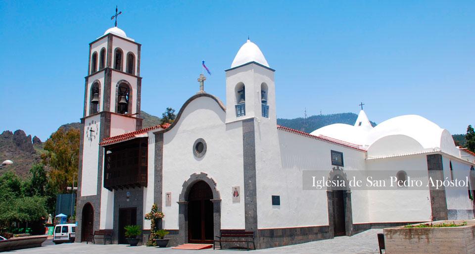 Iglesia de San Pedro apostol,EDIT