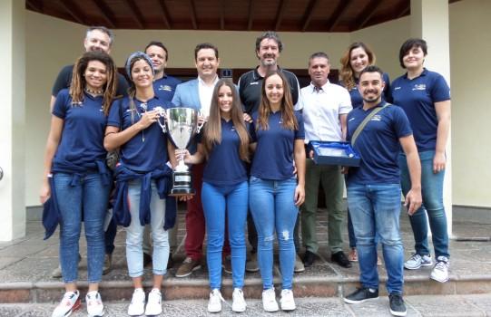 El equipo que dirige Gabriel Navarro y preside el olímpico Jaime Fernández Barros, jugará la próxima temporada en la Superliga Iberdrola