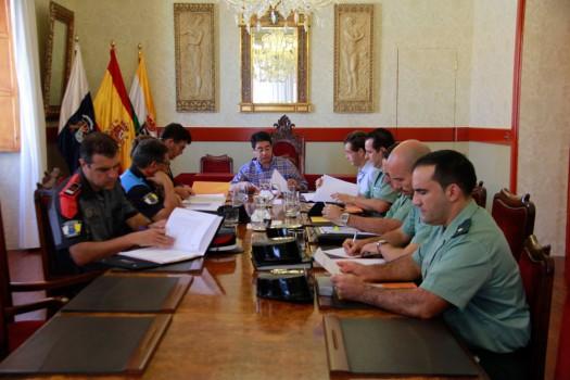 De cara al verano, se ha solicitado también la colaboración de la Policía Autonómica, especialmente para eventos en los que hay grandes aglomeraciones