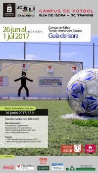Cartel-iPhone-98x1734-Campus-de-fútbol-Guía-de-Isora-JC-Training-2017-579x1024